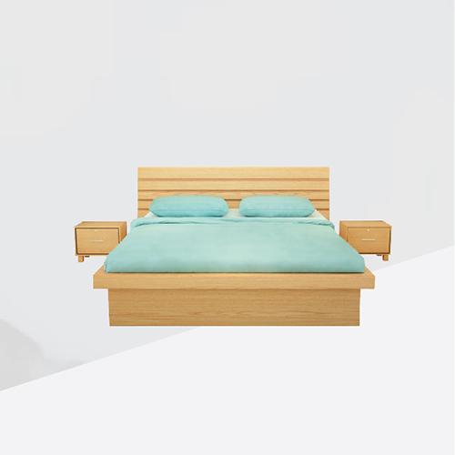 Lasting bed