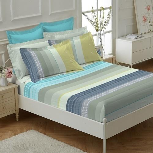 KYMDAN Serenity Premium Bed Sheet Set